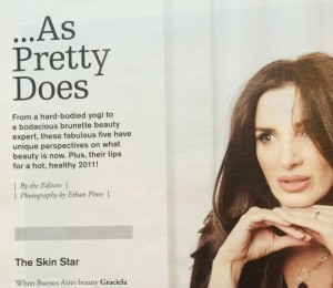 The Skin Star / Riviera Magazine
