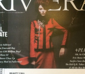 Beauty Call / Riviera Magazine