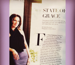 "Look who is talking ""State of Grace"" / Modern Luxury"